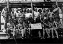 udowa ośrodka wypoczynkowego kopalni Jankowice w Kątach Rybackich – 1974