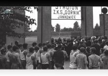 Otwacie stadionu ZKS Górnik Boguszowice - lata 60-te ub. wieku