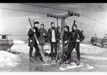 Obóz zimowy Szrenica - 1972