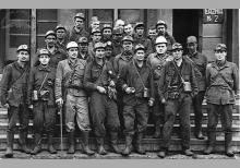 Brygada Pracy Socjalistycznej kopalni Jankowice – lata 70-te ub. wieku