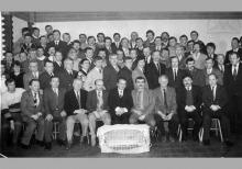KWK Jankowice. Spotkanie okolicznościowe - lata 80-te