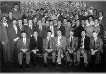KWK Jankowice. Spotkanie okolicznościowe - lata 80/90-te