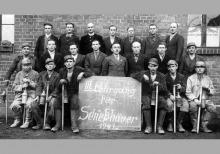 """Kurs strzałowych na """" Blüchershächte"""" – 1941"""