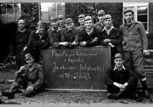 """Pogotowie Ratownicze kopalń """"Jankowice"""" i """"Pstrowski"""" – 1950"""