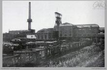 """1928 - """"Szyby Blüchera"""" widok ogólny - (skan fot. archiwalnej)"""