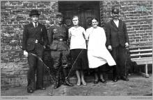 1940 - Wojenne losy przeciętnej rodziny górniczej z Boguszowic i okolic – (foto ze zbiorów kopalni/H. Konska)
