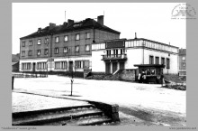 Lata 60-te ub. Klub Górniczy, wcześniej internat dla chłopców w Boguszowicach Osiedlu - (foto ze zbiorów Domu Kultury w Boguszowicach-Osiedlu)