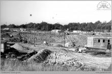 1978 - 2) Rozbudowa szybów V i VI – (foto ze zbiorów kopalni)