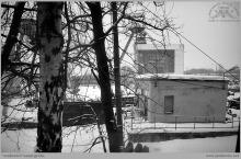 2005 - Rejon szybu VI przed likwidacją - (foto ze zbiorów D. Chrószcza)