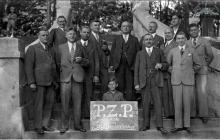 Szyby Jankowice  - koło Polskiego Związku Palanta - 1935