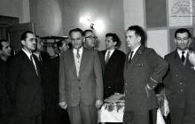 KWK Jankowice w Boguszowicach. Uroczyste otwarcie Klubu NOT -1960 (fot ze zbiorów Muzeum w Rybniku)