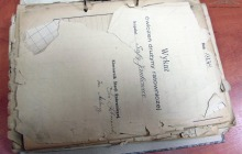 """Wykaz ćwiczeń drużyny ratowniczej kopalni """"Szyby Jankowice"""" w 1936 r."""