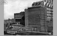 1969 - Ogólny widok brykietowni, produkującej 1 mln ton brykietu rocznie - (foto ze zbiorów A. Vogel)