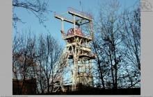 2007 - Wieża wyciągowa szybu IV, peryferyjnego - (foto T.Gacek)