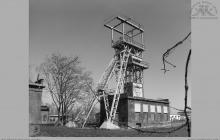 2008 - Wieża wyciągowa szybu IV, peryferyjnego - (foto ze zbiorów Piotra)